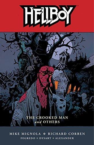 Hellboy Volume 10: The Crooked Man and Others (Hellboy (Dark Horse Paperback)) by Mike Mignola (Artist, Author), Richard Corben (Artist), Jason Shawn Alexander (Artist), (22-Jun-2010) Paperback