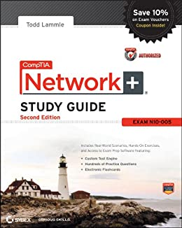 CompTIA Network+ Study Guide Authorized Courseware: Exam N10-005 von [Lammle, Todd]