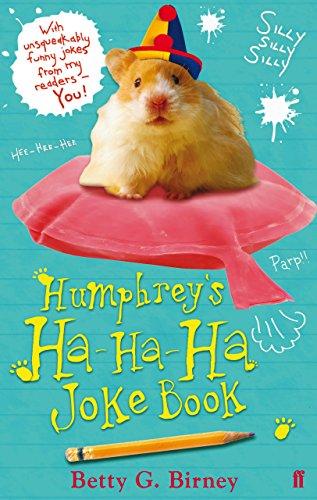 Humphrey's Ha-Ha-Ha Joke Book for sale  Delivered anywhere in UK