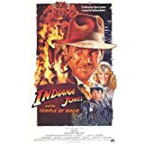 Indiana Jones and the Temple of Doom Plakat Movie Poster (27 x 40 Inches - 69cm x 102cm) (1984)