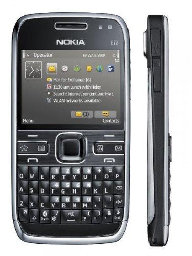 Nokia E72 Zodium Black Navigation - Nokia E72