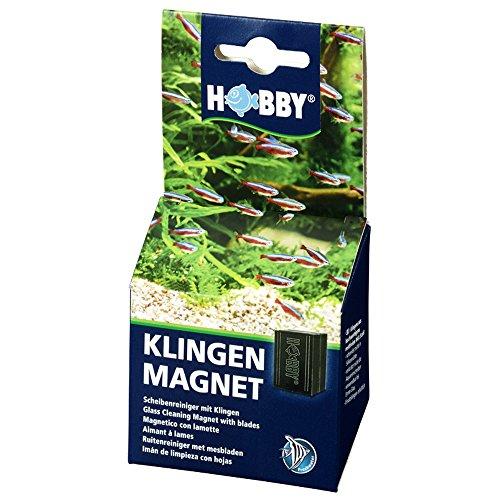 Hobby 61500 Klingenmagnet (Aquarium Magnet-scheibenreiniger)