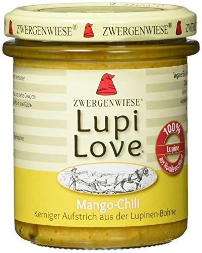 Zwergenwiese LupiLove Mango-Chili, 6er Pack (6 x 165 g)