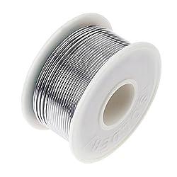 Elektrischen Lötzinn 100g 60/40Kolophonium Core Dose Lötzinn Löten Schweißen Flux Line Spule