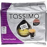 Tassimo TDisc Carte Noire Café Long Classic 24 dosettes - Lot de 3 (72 dosettes)