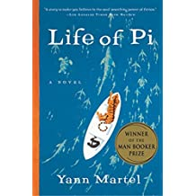 Life of Pi by Yann Martel (2003-05-01)