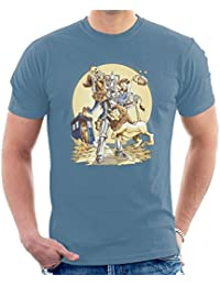 Doctor Who Wizard Planet Of Oz Men's T-Shirt