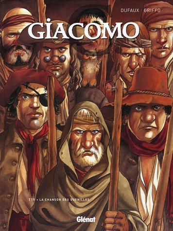 Giacomo C, Tome 15 : La Chanson des guenilles