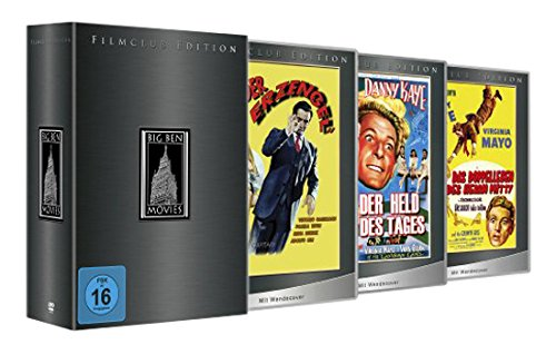 Comedy Box - Filmclub Edition [3 DVDs]