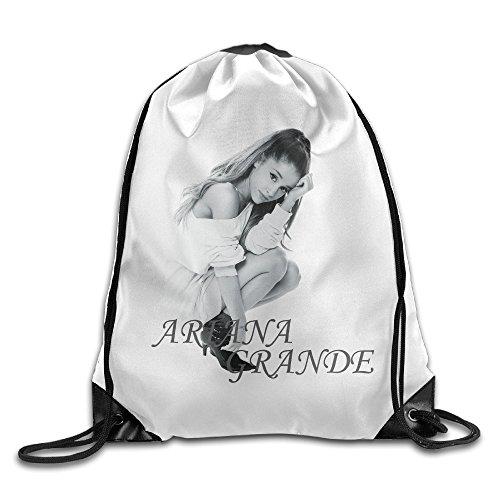SAXON13 Unisex Geek American Singer And Actress Drawstring bag(Zaini)