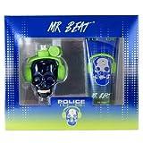 Police: To Be Mr. Beat Set - Eau de Toilette + All Over Body Shampoo (1 stk)