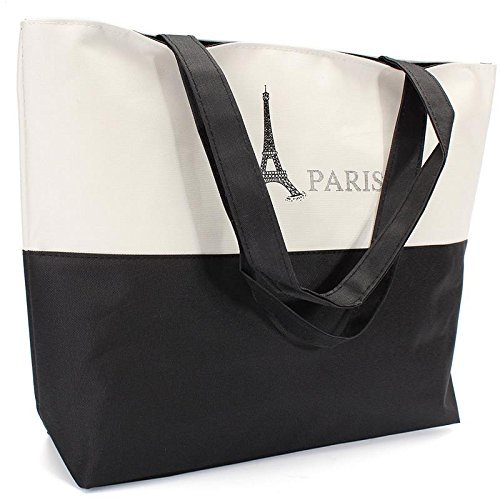 mStick Fashion Women's Tote Sling Bag- Paris City Design  available at amazon for Rs.199