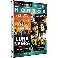 Doble Sesión Horror: Luna Negra (Black Moon) V.O.S. 1934 + Congo (Kongo) V.O.S. 1932 - Cine Studio Pre-Code