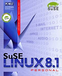Suse Linux 8.1 personal  Edition