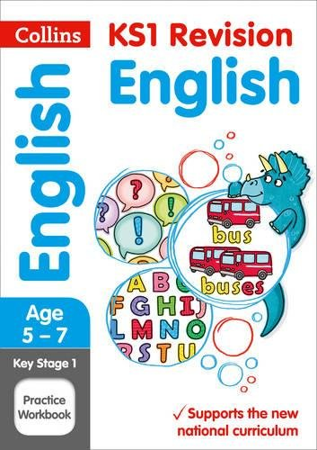 KS1 English SATs Practice Workbook: 2018 tests (Collins KS1 Revision and Practice)