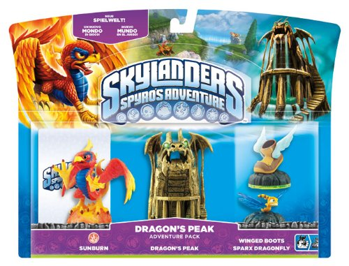 Skylanders Spyro's Adventure: Adventure Pack (Dragon's Peak)