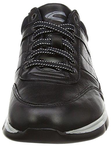 Camel Active - Coach 11, Sneakers da uomo Nero (black/grey)