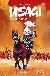 Usagi Yojimbo Edition couleur Tome 1