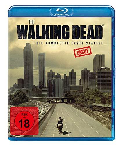 The Walking Dead - Staffel 1 - Uncut [Blu-ray]