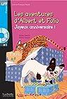 LFF Albert et Folio : Joyeux anniversaire ! par Eberlé