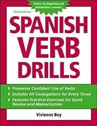 Spanish Verb Drills (Language Verb Drills)
