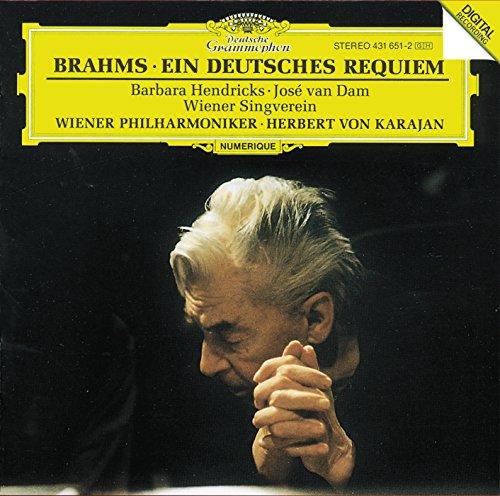 Brahms: Ein Deutsches Requiem ...