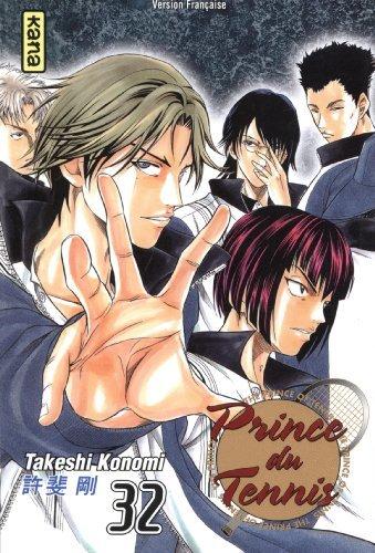 Prince du tennis 32 by Takeshi Konomi (January 19,2011) par Takeshi Konomi