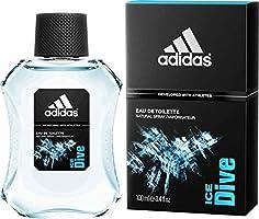 Ice Dive by Adidas - perfume for men - Eau De Toilette, 100ml