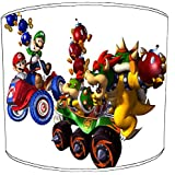 Premier Lighting 12 inch Super Mario Kart Abat-jour1 pour Un plafonnier