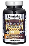 Arginine Xtreme: L-Arginine (2,800mg) Advanced Arginine supplement with L-Glutamine for Muscle Strength, Growth & Development (120 Capsules, 30 Day Supply)