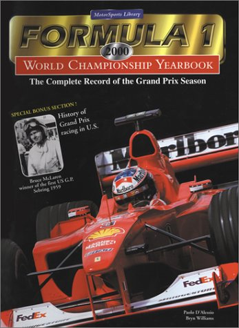 Formula 1 2001 World Championship Yearbook (Motorsports Library)
