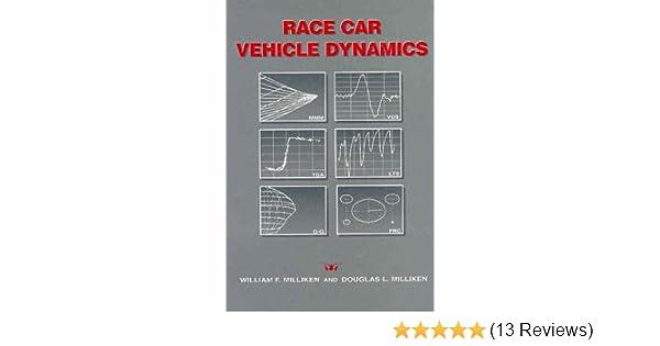 Race Car Vehicle Dynamics (Premiere Series): Amazon co uk