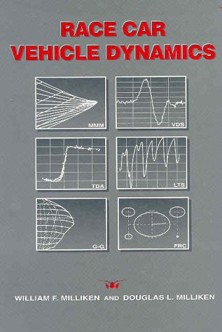 Race Car Vehicle Dynamics (Premiere Series) por William F. Milliken