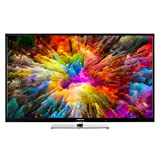 MEDION X14305 108 cm (43 Zoll) UHD Fernseher (Smart-TV, 4K Ultra HD, Dolby Vision HDR, Netflix, Prime Video, WLAN, HD Triple Tuner, DTS Sound, PVR, Bluetooth)