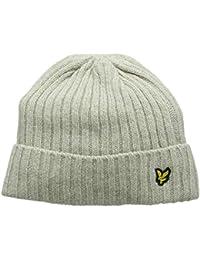Amazon.it  Lyle   Scott - Berretti in maglia   Cappelli e cappellini ... df19c5e77432