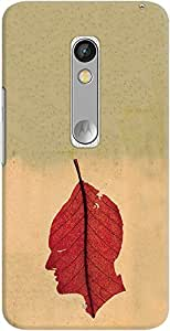 DailyObjects Autumn Silhouette Case For Motorola Moto X Play