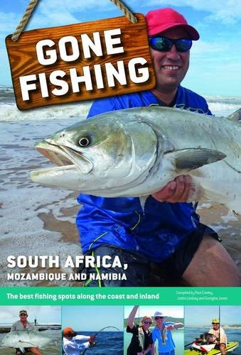 Price comparison product image South Africa & Nam. & Moz. Gone fishing guide ms