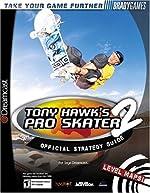 Tony Hawk's Pro Skater 2 Official Strategy Guide for Dreamcast de Ken Schmidt