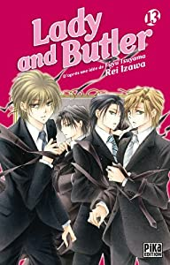 Lady and Butler Edition simple Tome 13