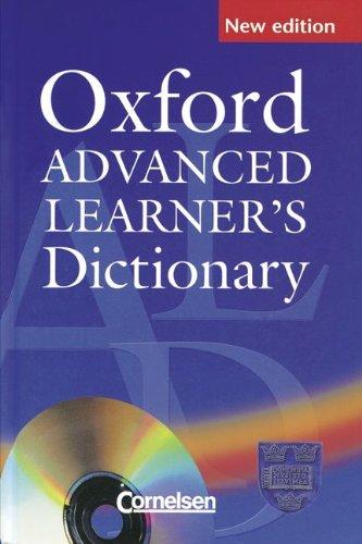 Oxford Advanced Learner's Dictionary - 7th Edition: Das große Oxford Wörterbuch mit...