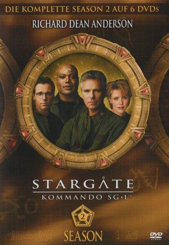 Stargate Kommando SG 1 - Season 2 Box