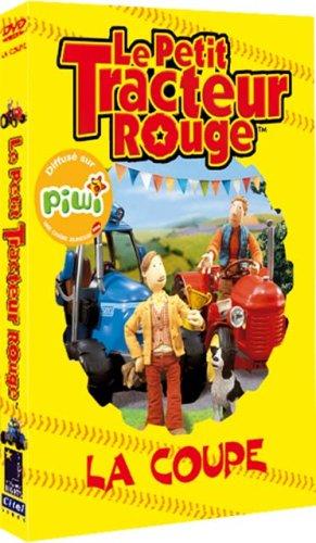 Le petit tracteur rouge : la coupe [FR Import] -