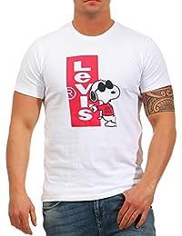 Levi's 22491 Graphic Setin 2 Snoopy T-Shirt Men