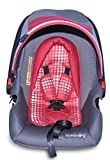 Sunbaby Car Seat (Gray/Red)