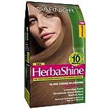 Garnier HerbaShine Glanz-Creme Haarfarbe, Nr. 360 dunkle Kirsche