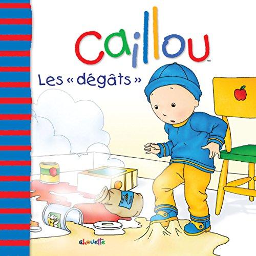 En ligne téléchargement Caillou Les dégâts pdf
