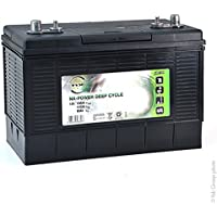 NX - Batterie plomb ouvert NX Power Deep Cycle 12V 120Ah C100 - Batterie(s)
