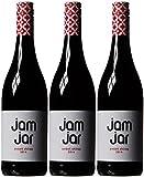 Jam Jar Sweet Shiraz 2015 Wine 75 cl (Case of 3)