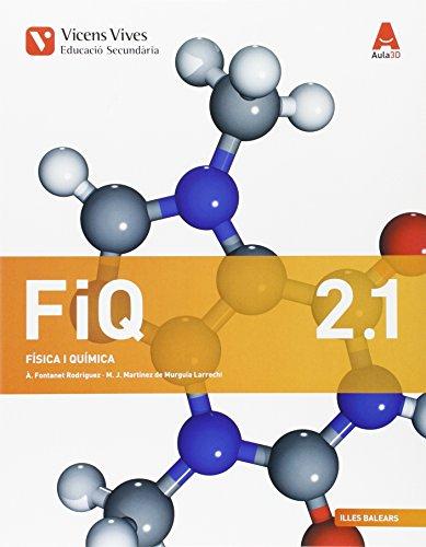 FIQ 2 FISICA BAL (FISICA I QUIMICA) ESO AULA 3D: 000001 - 9788468237749