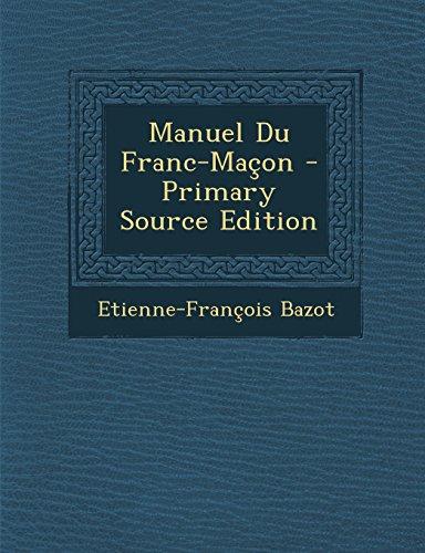 Manuel Du Franc-Macon